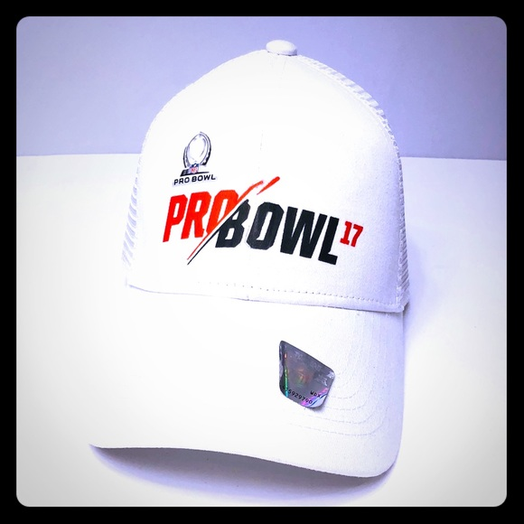 quality design e61bd a7d2f NFL 2017 Pro Bowl Hat Adjustable
